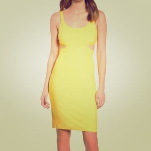 Leith cutout dress